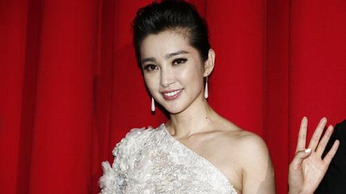 Schauspielerin Li Bingbing © Andreas Rentz/Getty Images for Paramount Pictures