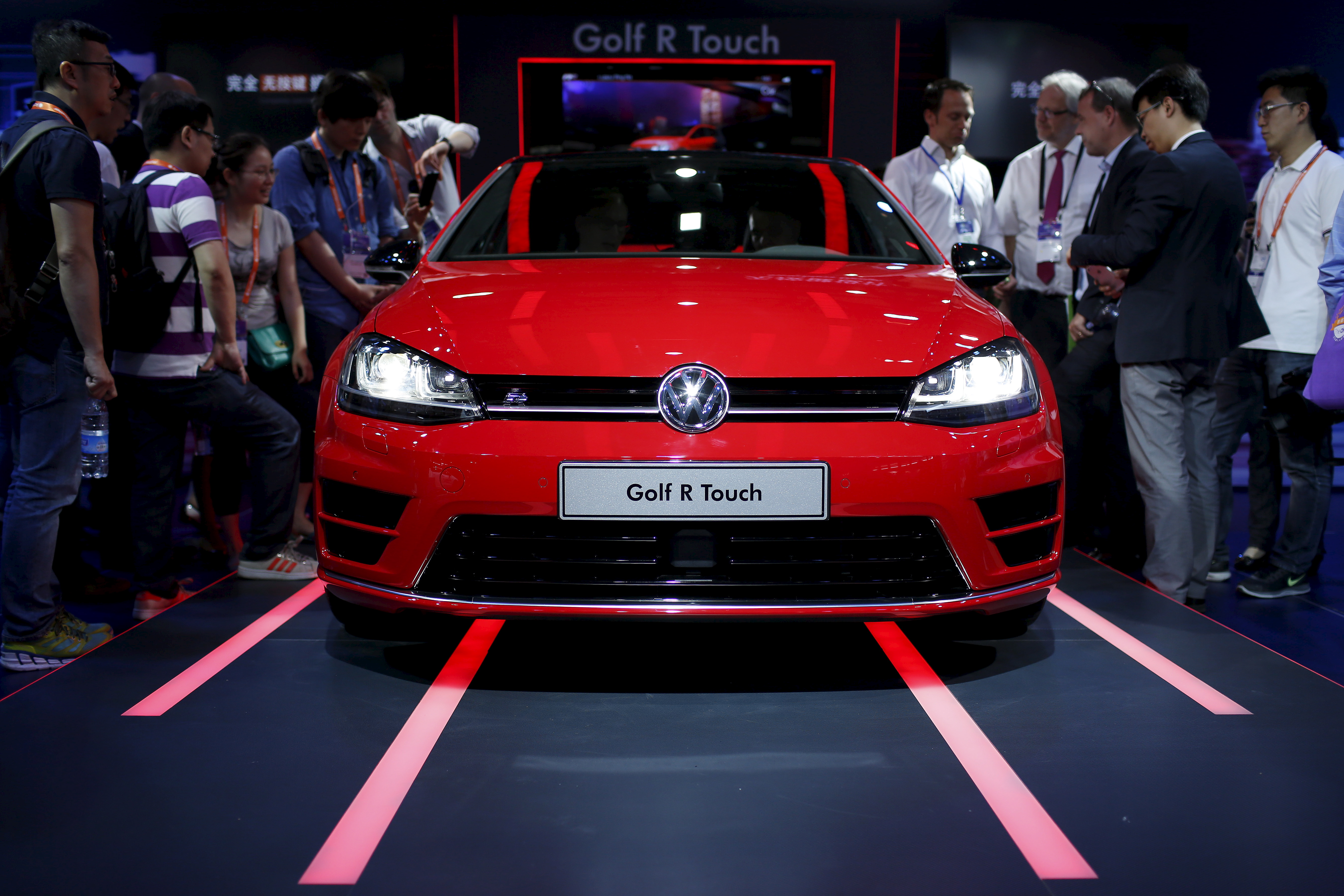 VW mogelte auch in China
