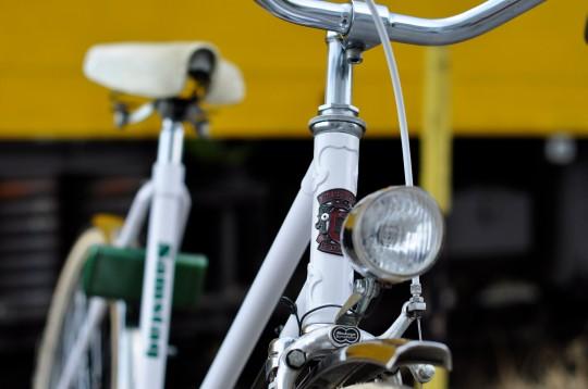 Schöner Radeln Auf Rädern Vom Schrottplatz Velophil