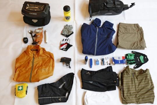 Die Ausrüstung © www.pd-f.de / Frank Stefan Kimmel