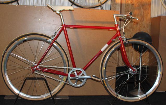 Paripa-Fahrrad © Reidl