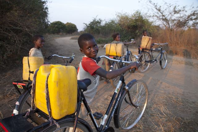 © World Bicycle Relief