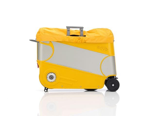Ein Koffer? © Bernhard Angerer