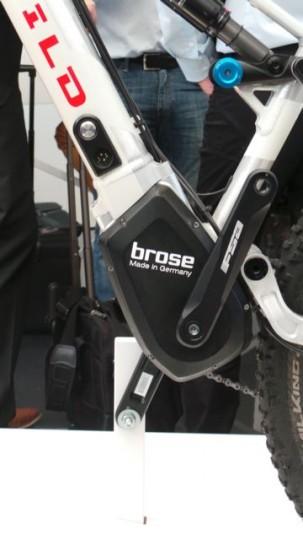 Der neue Motor von Brose © Reidl