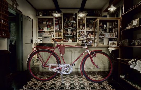 © Peter Rüssmann / One year of bicycles