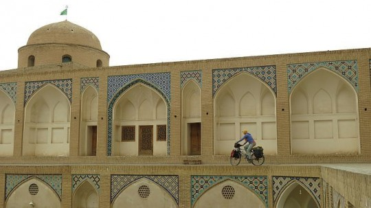 Iran: Kashan Aqabozorg Moschee © Heike Pirngruber