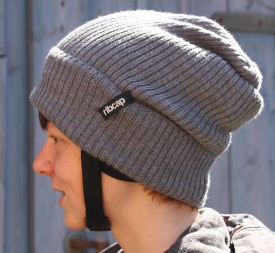 Kopfschutz: Mütze mit Protektoren © Reidl