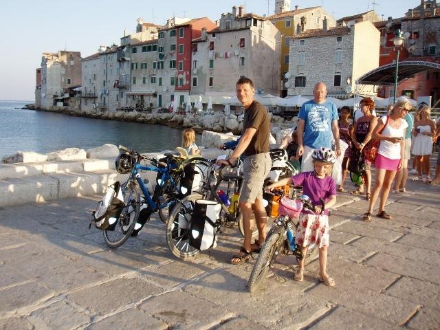 Willkommene Abwechslung: Mit der Fähre nach Venedig © Reidl
