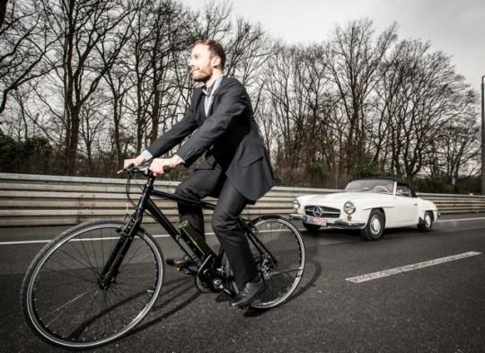 Vom Fahrrad zum Pedelec