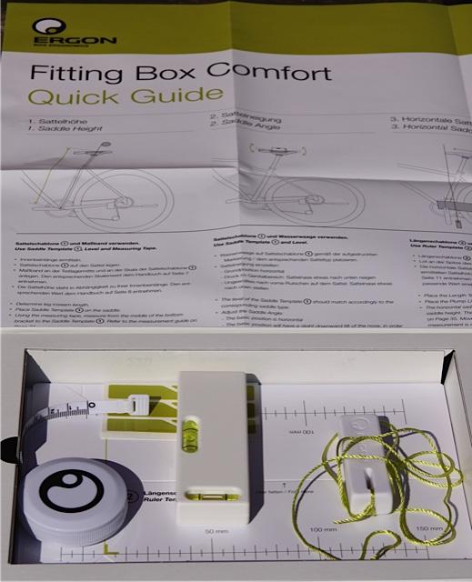 Fitting Box: Ersetzt nicht den Experten, hilft aber Laien bei der Grundeinstellung © Reidl