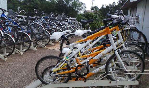 Die Qualität der Räder ist an den Stationen ... © Reidl