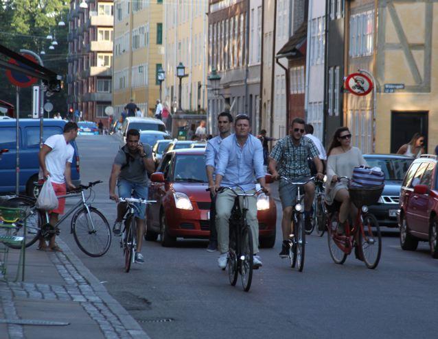 """Radwege: Mit """"emotionalen Karten"""" zu mehr Radverkehr"""