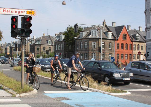 Getrennte Wege in Kopenhagen © Reidl