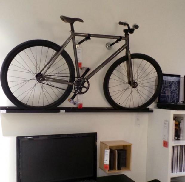 Gesucht fahrradgarderobe velophil - Wand fahrradhalter ...