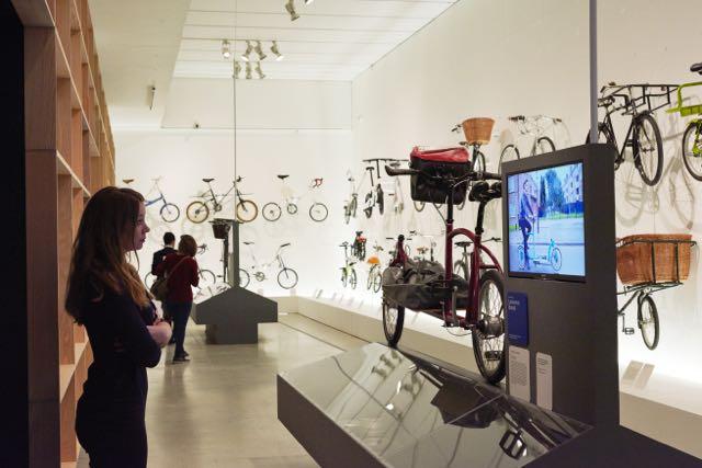Ausstellung Cycle Revolution © James Harris