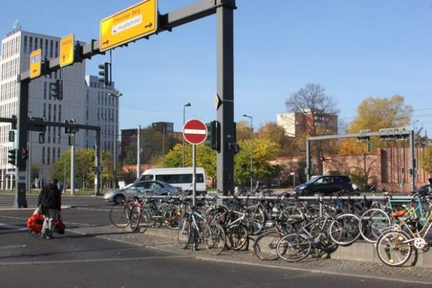Fahrradstellplatz gesucht