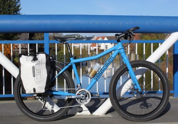 Velotraum: Ein Fahrrad für Genussfahrer