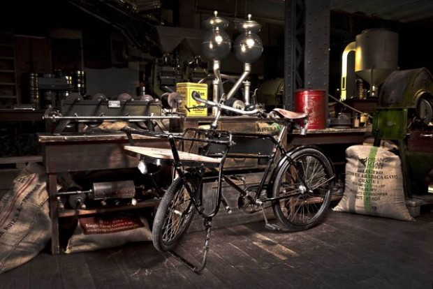 Lastenrad © One year of a bicycles