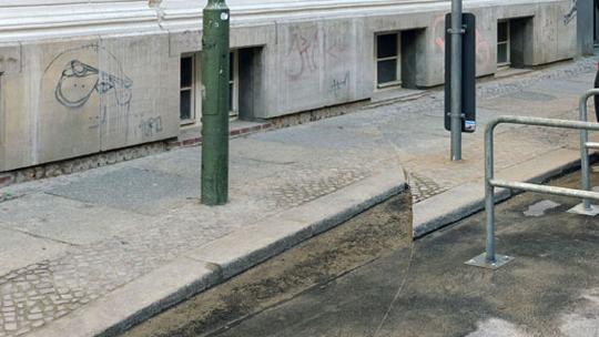 © Renata Lucas Renata Lucas, Kunst-Werke 2010, Installationsansicht Foto: Uwe Walter