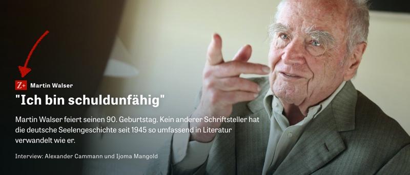 """""""Z+"""": Die gedruckte ZEIT im Internet"""