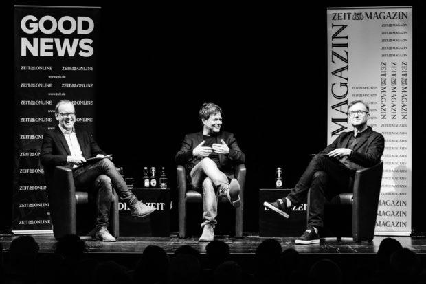 """Wir starten """"Alles gesagt?"""", den unendlichen Interview-Podcast"""