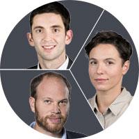 Maria Exner, Sebastian Horn, Philip Faigle