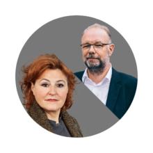 Sabine Rückert und Bernd Ulrich