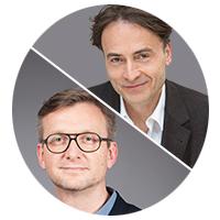 Giovanni di Lorenzo und Jochen Wegner