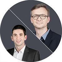 Sebastian Horn und Jochen Wegner