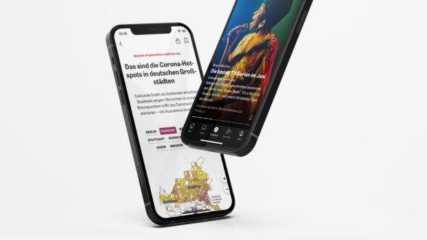 ZEIT ONLINE 2.0: App steht zum Download bereit