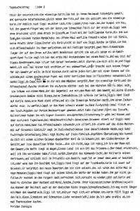 Faksimile des Faksimiles von Feridun Zaimoglu