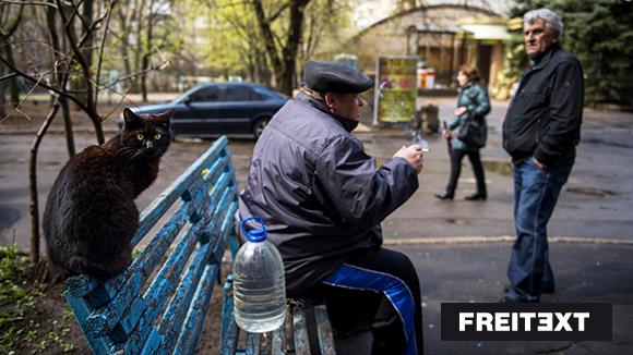 Der ganz normale Ukrainer- Freitext