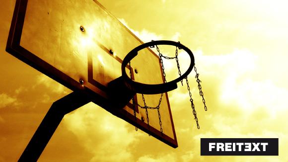 Basketball: Wer Foul sagt, kriegt 'nen Spruch