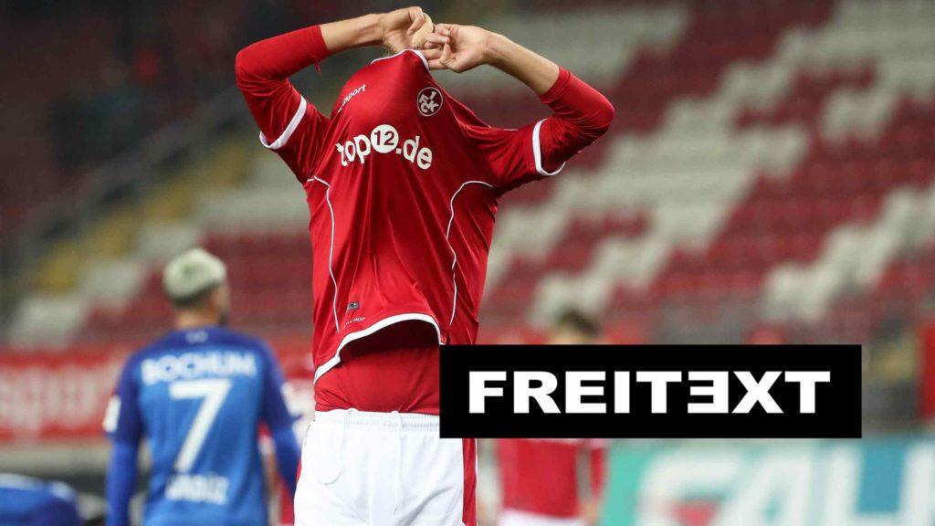 1. FC Kaiserslautern: Über den Abgrund hinaus