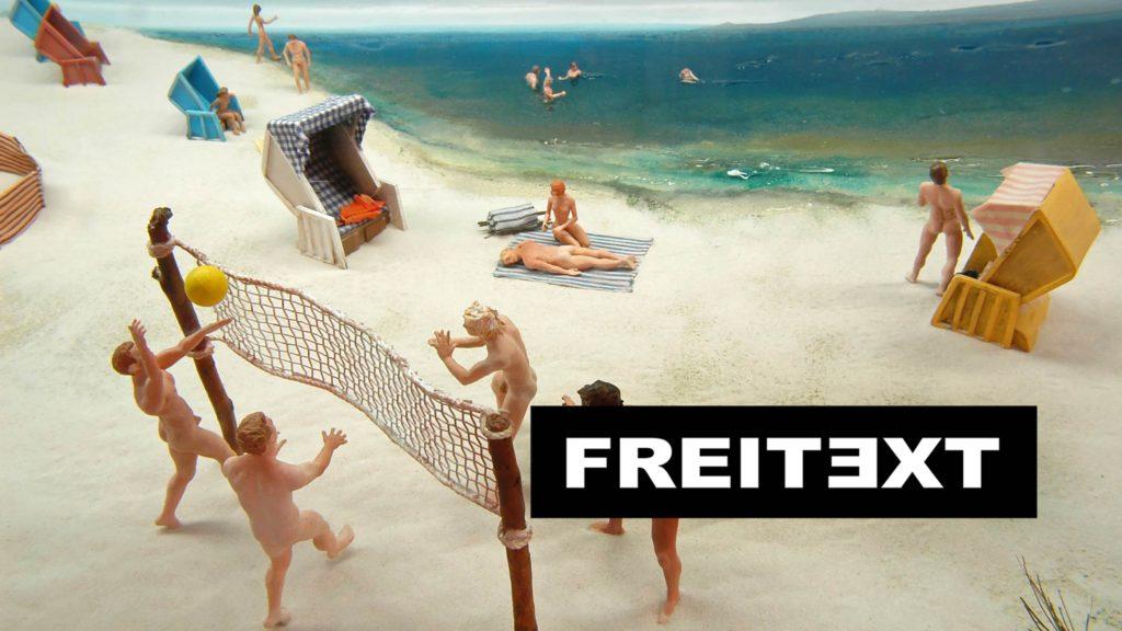 FKK-baden in der DDR: Bikinifigur braucht nur, wer einen Bikini trägt.