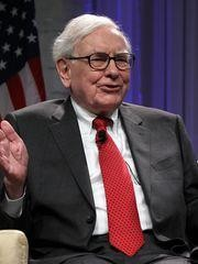 Warren Buffett © Nicholas Kamm/AFP/GettyImages