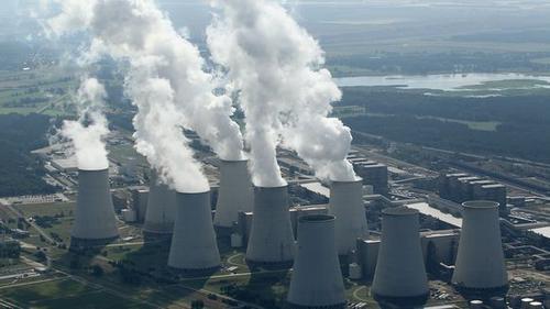 Braunkohlekraftwerk Jänschwalde © Sean Gallup/Getty Images