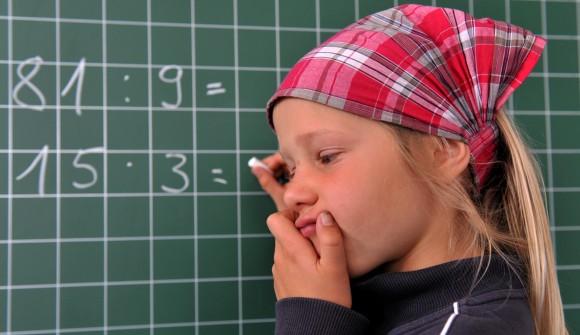 Mathematik ist kompliziert, das zeigt auch die Statistik der Linken. |©dpa