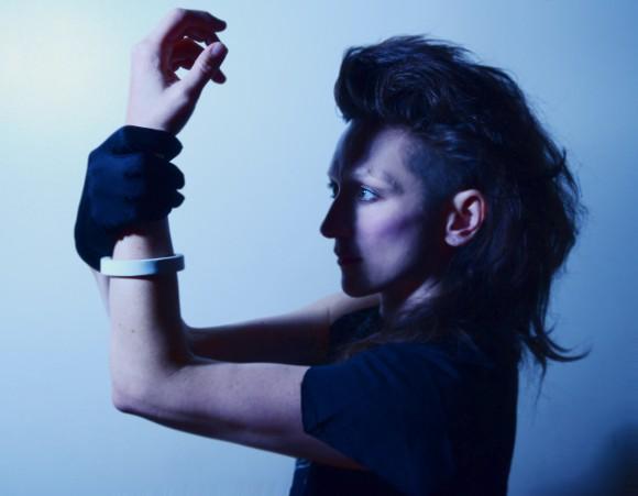 Sängerin Shara Worden.