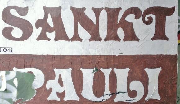 """Sticker Art """"Sankt Pauli"""", Foto: SPNU"""