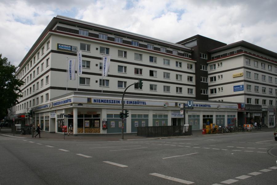 Eimsbuttel Als Karstadt In Der Osterstrasse Noch Schmuck War