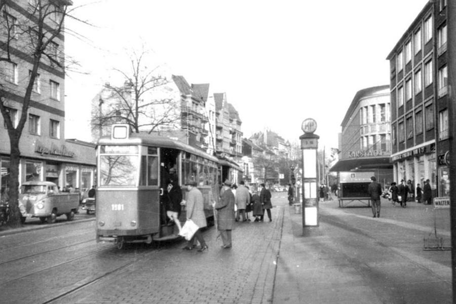 Eimsb 252 Ttel Als Karstadt In Der Osterstra 223 E Noch Schmuck War