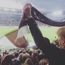 FC St. Pauli: Viel Glanz und eine traurige Wanderdüne