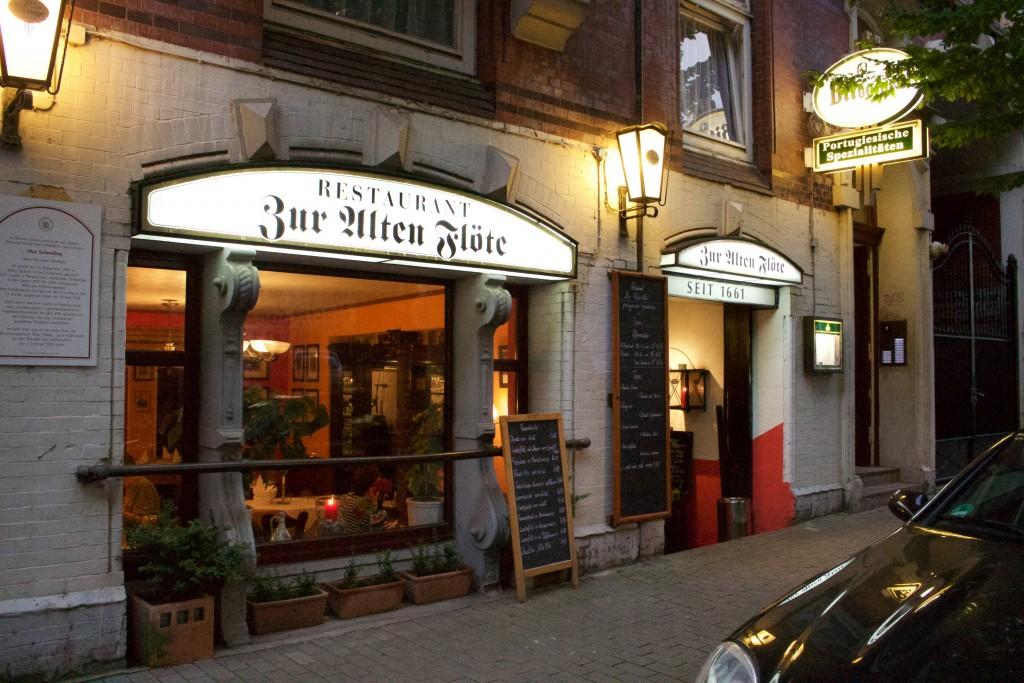 Zur Alten Flöte Hamburg