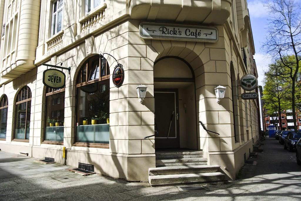 Ricks Cafe Hamburg