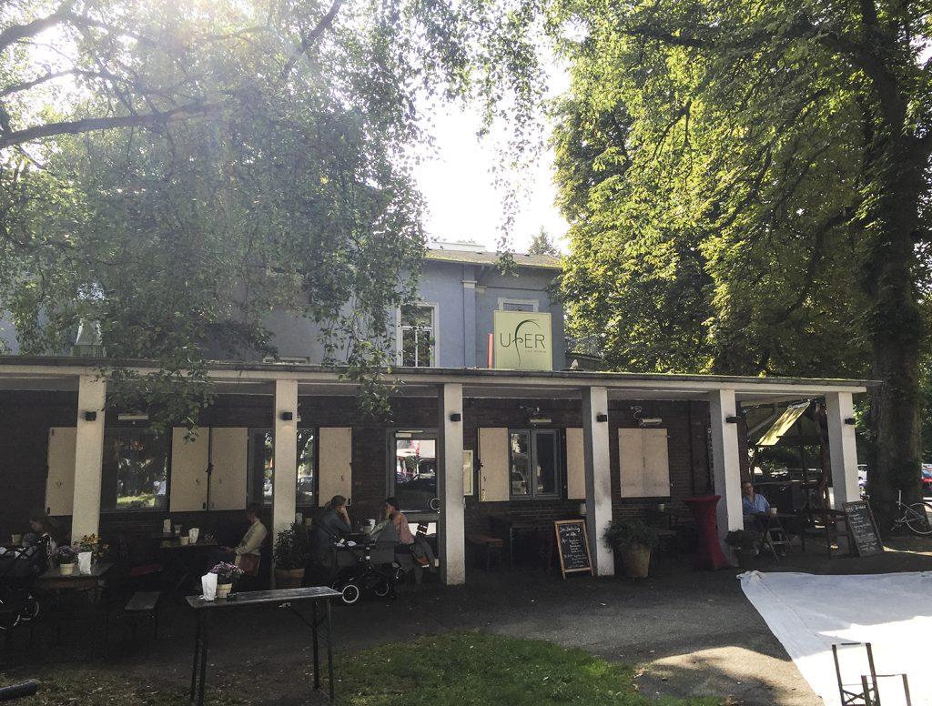 Ufer Café Orte hoch 3 Hoheluft
