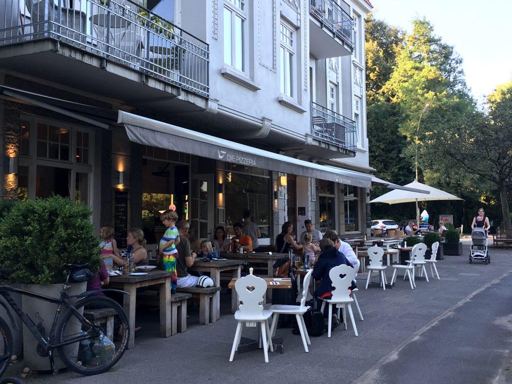 Die Pizzeria Eppendorf Orte Hoch 3