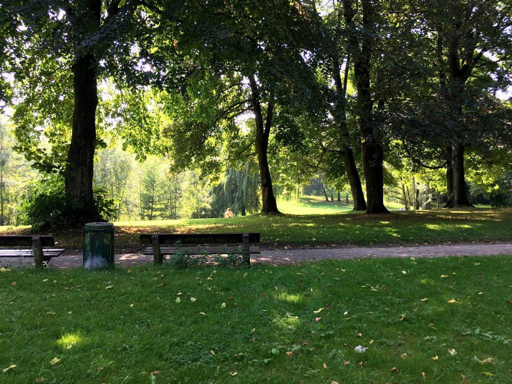 Eppendorfer Park Eppendorf Orte Hoch 3