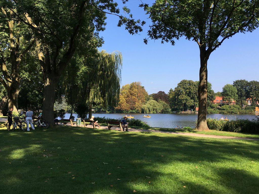 Hans Park Eppendorf Orte Hoch 3
