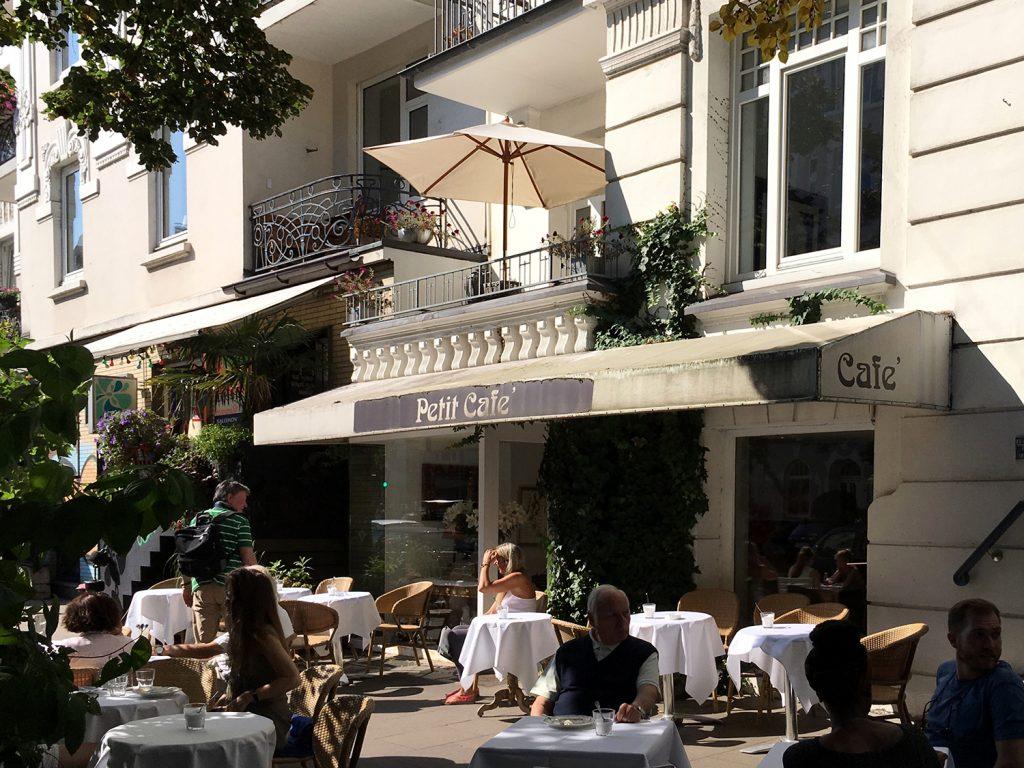 Petit Café Eppendorf Orte Hoch 3